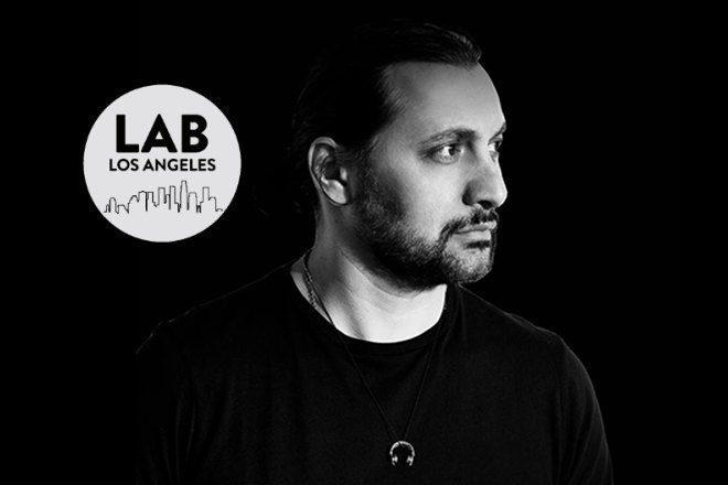 Sharam in The Lab LA