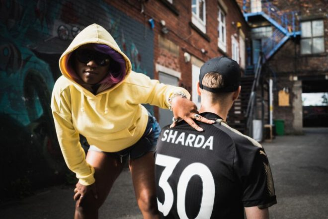 Sharda & Shanique Marie's drop new visual for summer roller 'Wanna Know'
