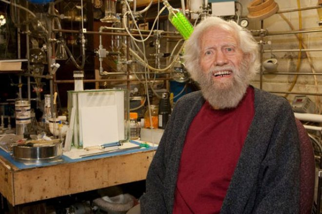 The 12 most important drugs Shulgin designed, synthesised and took