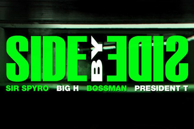 Sir Spyro feat Big H, Bossman Birdie & President T