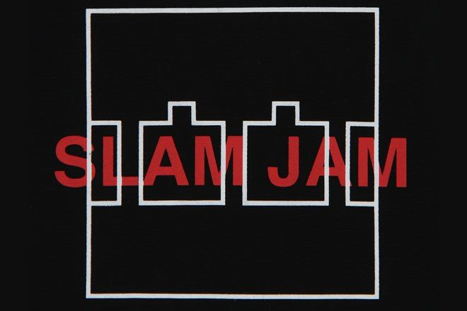 The Trilogy Tapes link up with Slam Jam for a capsule collection