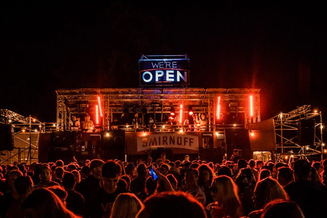 Watch #SmirnoffHouse festival sets from Solardo, Lauren Lo Sung, Sam Divine and more