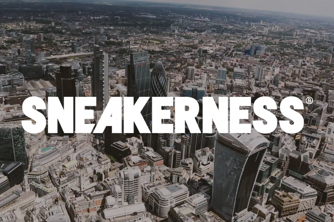 Europe's largest sneaker event is heading to Printworks