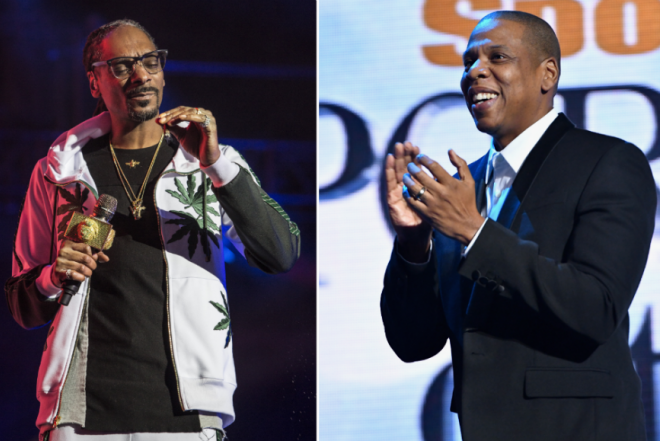 Snoop Dogg says he illegally downloaded Jay-Z's new album