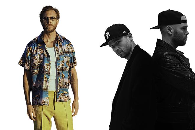 Calvin Harris releases two new Love Regenerator collaborations with Solardo