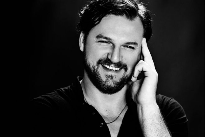 Solomun will head to Amnesia for PYRAMID X DIYNAMIC event
