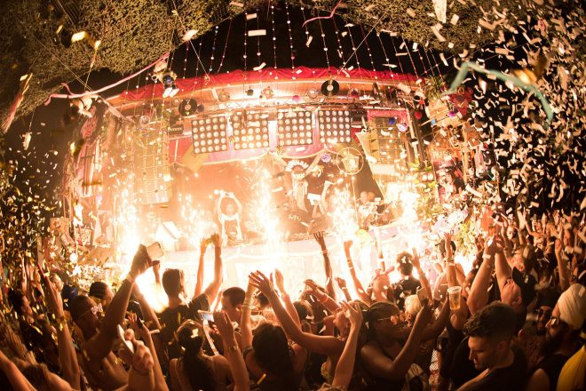 """Space In The Park will """"recreate the different moods"""" of the iconic venue in Ibiza this August"""
