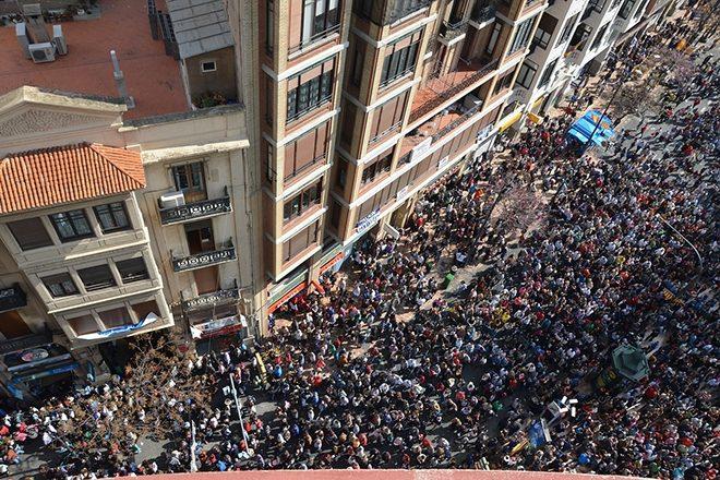 Street parties erupt across Spain after lockdown measures eased