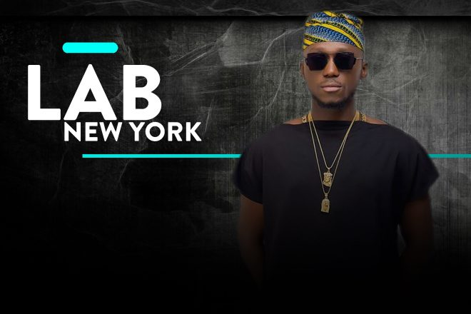 DJ Spinall in The Lab NYC