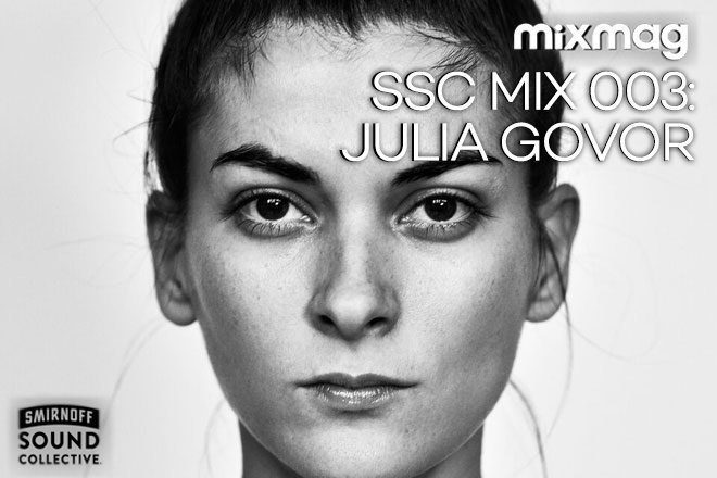 SSC Mix 003: Julia Govor