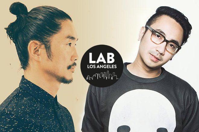 StarRo and Sweater Beats in The Lab LA