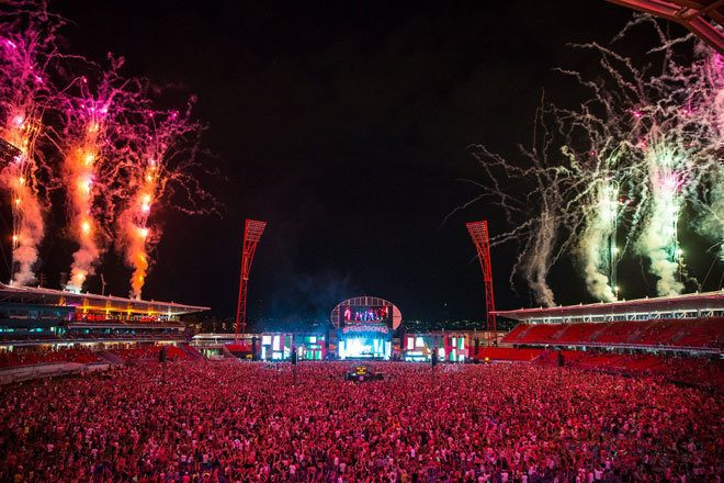 Stereosonic organisers say festival unaffected by bankruptcy of SFX