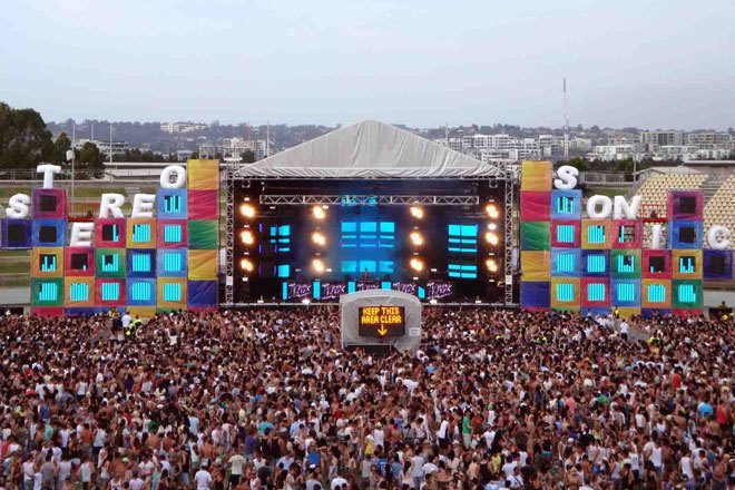 Three police officers tested positive for ecstasy and meth at Stereosonic festival