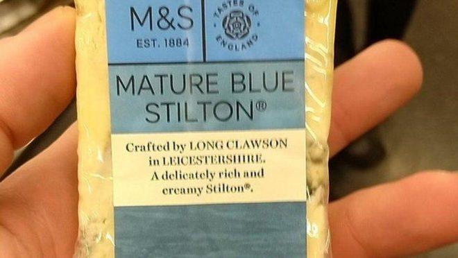 Drug dealer arrested after posting a picture of Stilton cheese