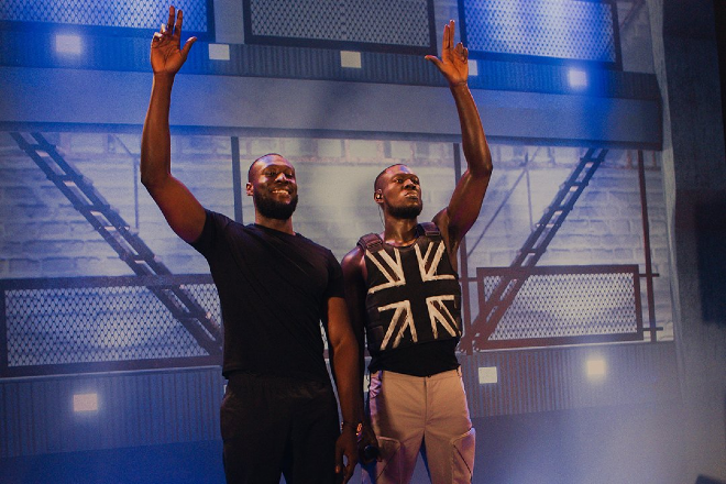 There's a new Stormzy waxwork at Madame Tussauds