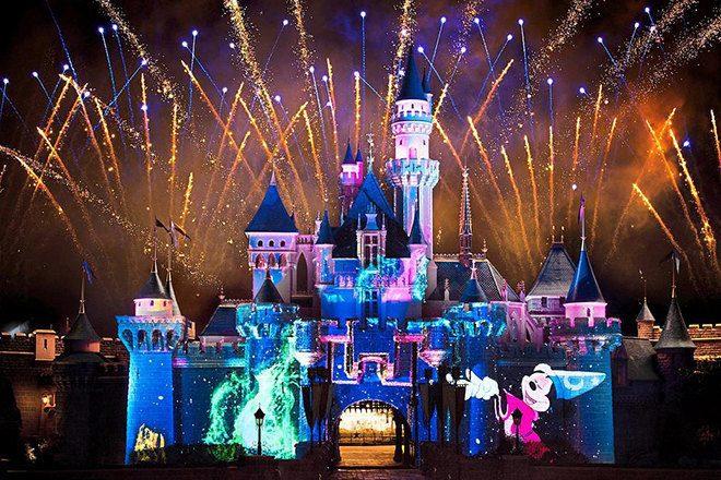 Disneyland Paris bietet ein elektronisches Event an
