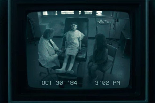 The first teaser for Stranger Things season two has been released