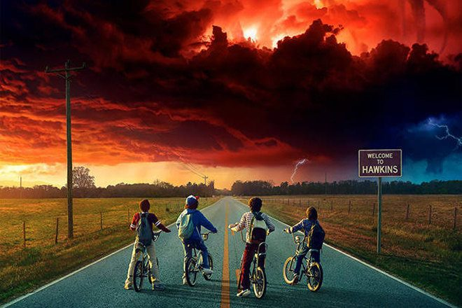 Stranger Things 2  startet am 27. Oktober auf Netflix