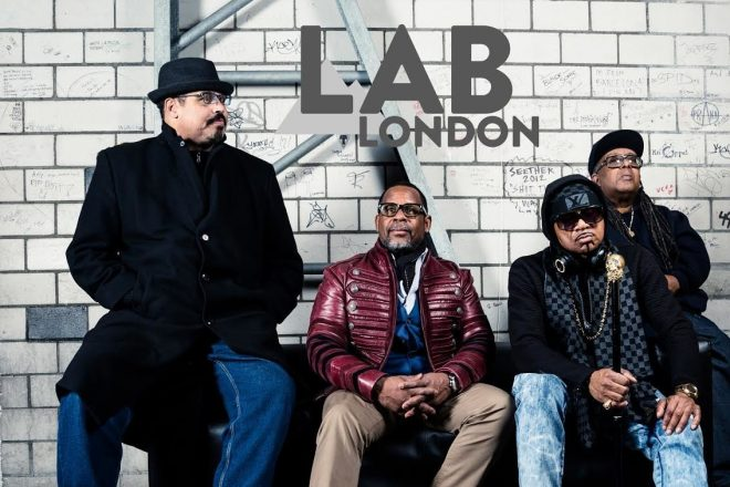 Sugarhill Gang, Melle Mel, Scorpio, Dynasty & Yam Who? in The Lab LDN