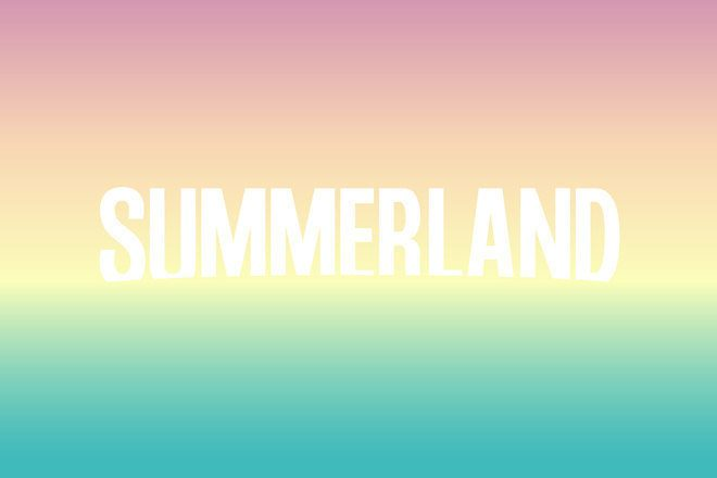 Summerland is coming to London next winter