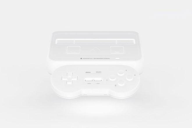 Analogue has teamed up with Ghostly International to bring limited edition SNES