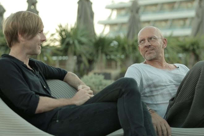 Watch Sven Väth and Richie Hawtin discuss the history of Cocoon Ibiza