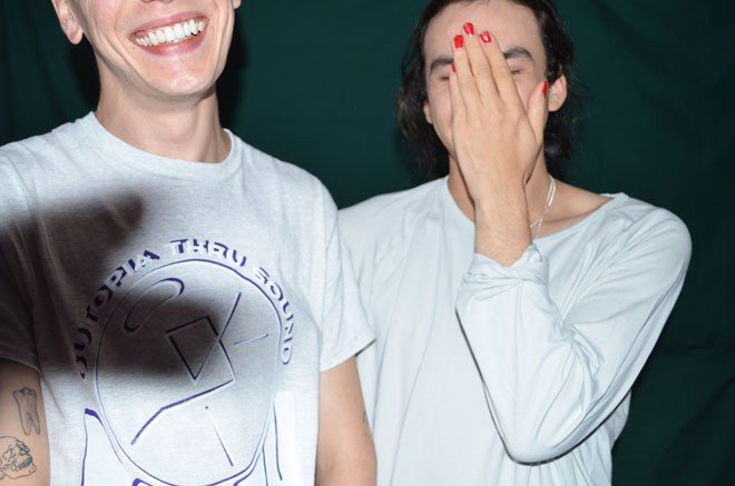 Giant Swan announce self-titled debut album