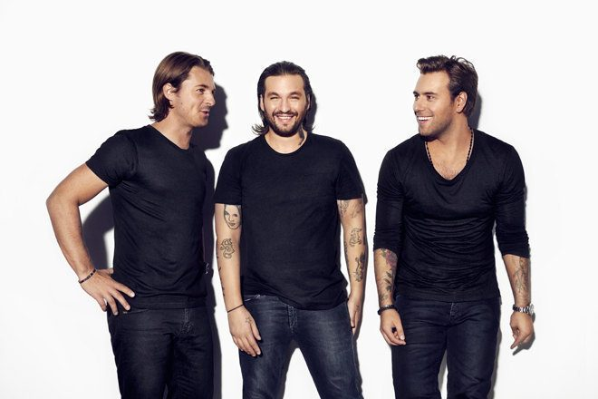 "Steve Angello confirms a Swedish House Mafia tour ""is happening"""
