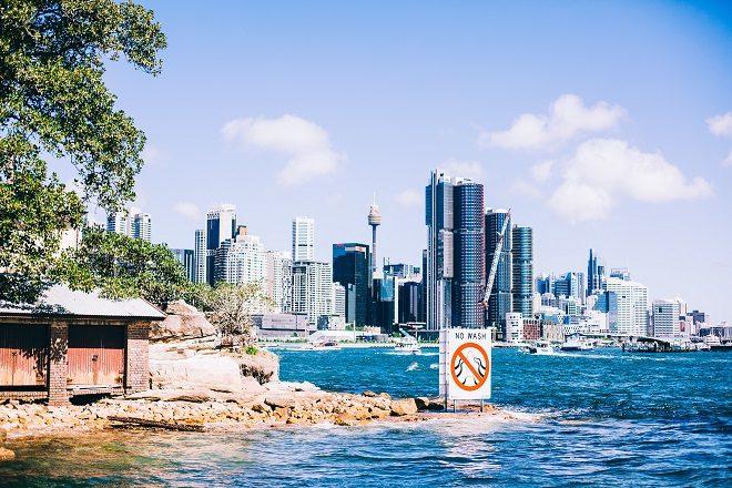 Mall Grab headlines Output Festival on Sydney Harbour's Goat Island