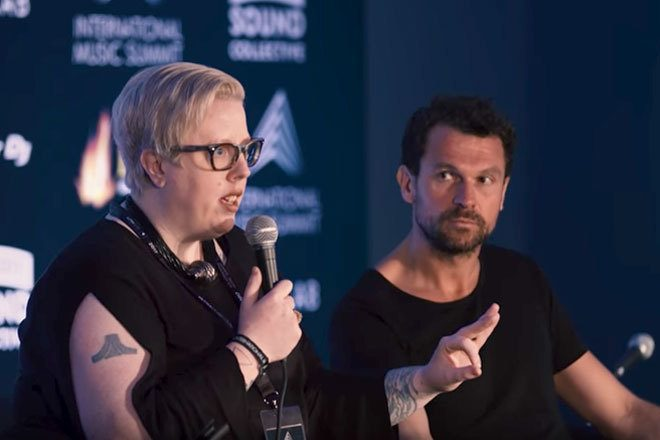 Watch The Black Madonna's keynote interview at IMS