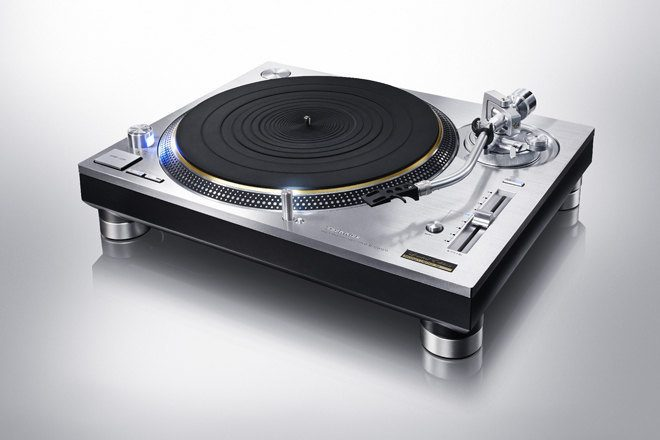 The new Technics turntable will reportedly set you back $4000