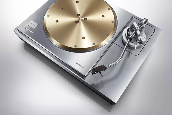 "Technics' ""most premium turntable ever"" will run you $10,000"