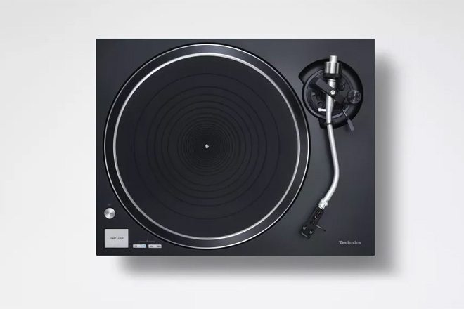 Technics has launched a new turntable