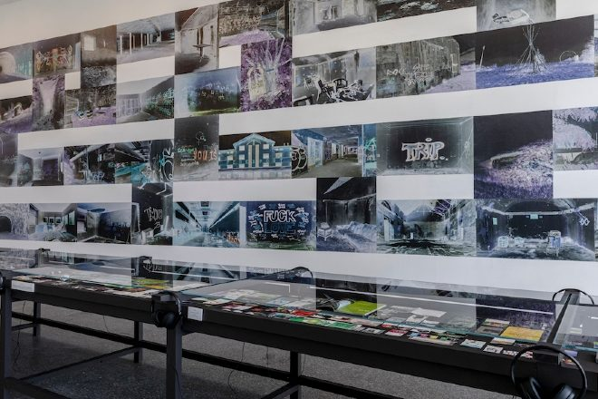 An exhibition on techno has opened up in Italy