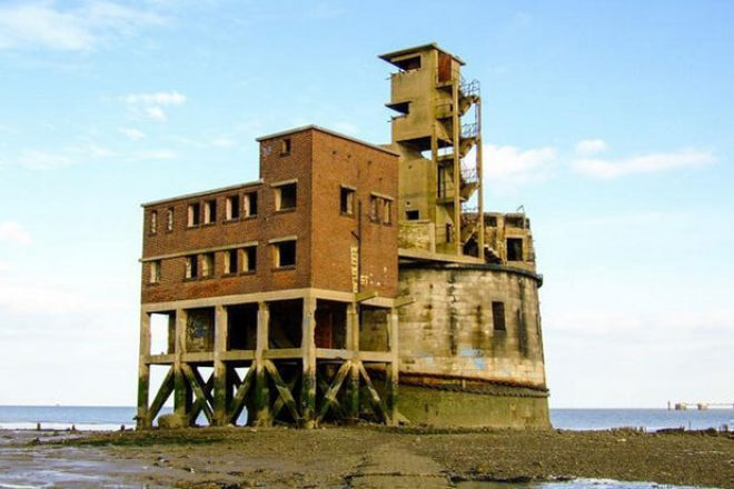 "Campaign to turn disused Thames fort into ""Berghain in the sea"""
