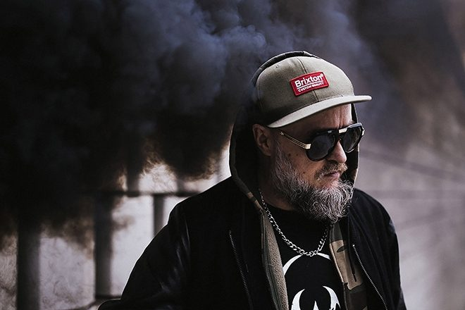 The Bug announces first album in seven years