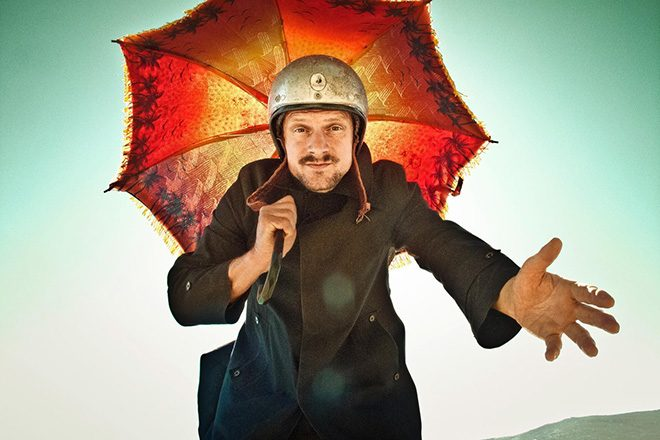 DJ Koze soundtracks a high fashion video with new track 'Seeing Aliens'