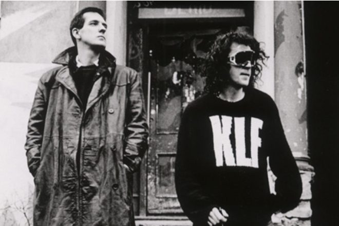A new film about anarchic electronic duo the KLF is out now