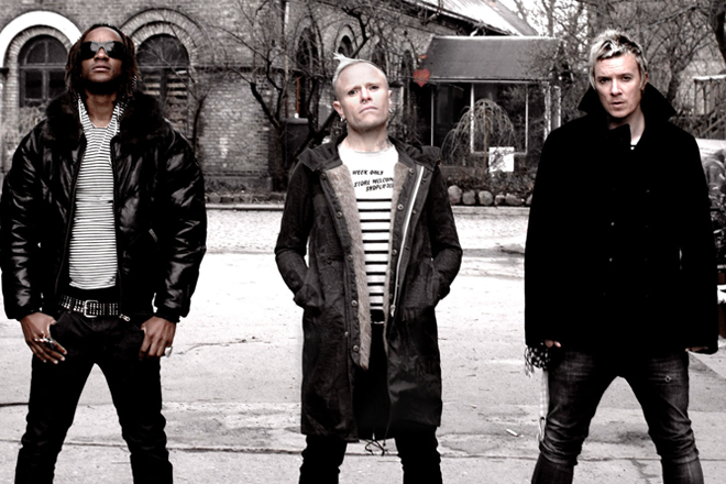 The Prodigy's new album is close to securing the number one spot