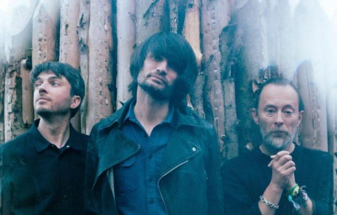 Thom Yorke and Jonny Greenwood debut new project The Smile