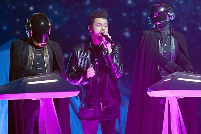 The internet's furious because Daft Punk didn't play the Super Bowl half-time show with The Weeknd