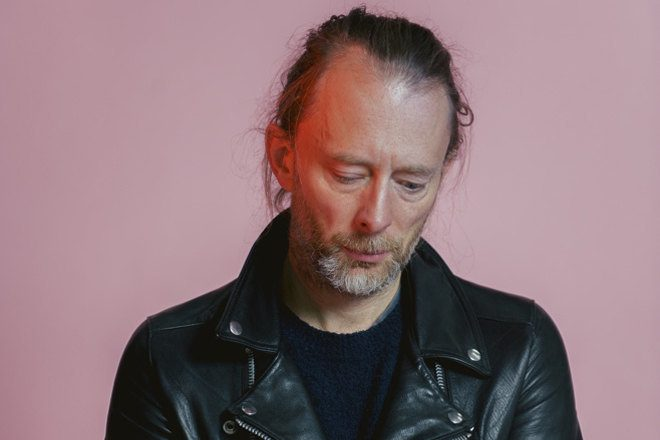 Thom Yorke announces new album 'ANIMA' to release next week