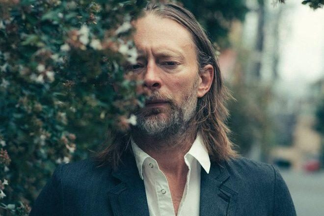 Thom Yorke taps Clark and Mark Pritchard for 'Not the News Rmx' EP
