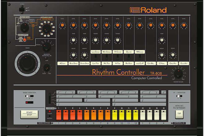 play the most accurate in browser tr 808 drum machine news mixmag. Black Bedroom Furniture Sets. Home Design Ideas