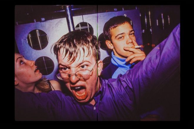 A new photobook documenting 2000s rave culture is coming out