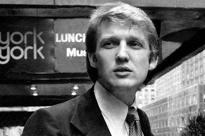 "Donald Trump at Studio 54: ""He was never on the dancefloor"""