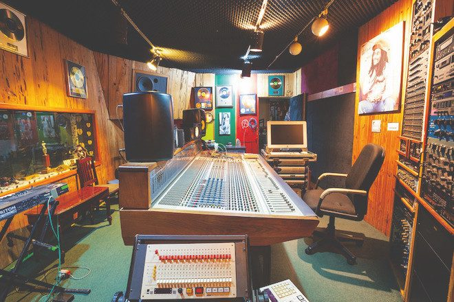 Jamaica's last record factory Tuff Gong will start pressing vinyl again