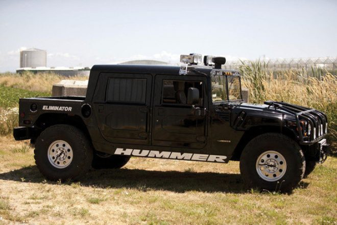 Tupac's Hummer is up for auction