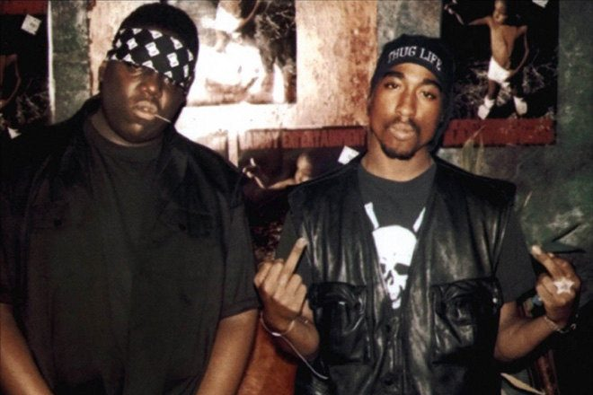 New TV drama to chronicle the investigations into Tupac and Notorious B.I.G's murders
