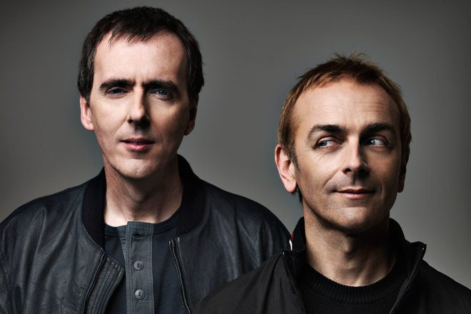 Underworld's new music is a colourful 'Mole Hill'